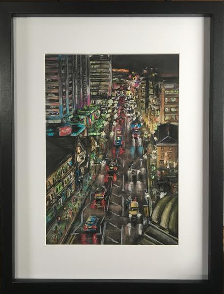 Alarms-broad street by Damion  Maxwell