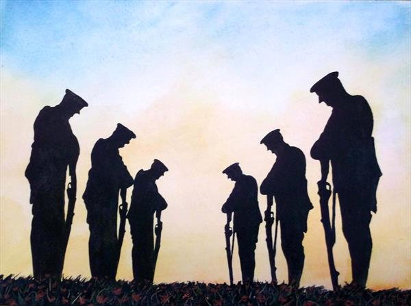 We Will Remember Them by Maureen Crofts