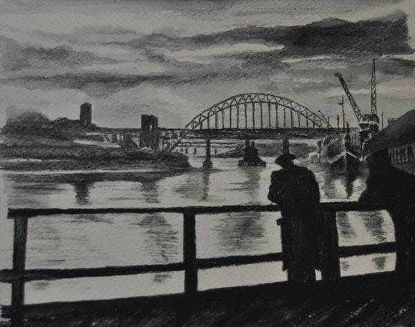 Tyne Bridge by Steve Gent