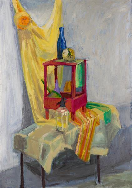 Still Life with Siphon Bottle : 39