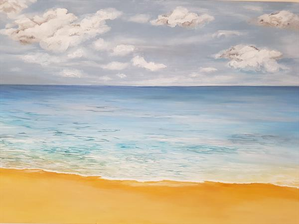 Simple Sea  by Joanne Vincent