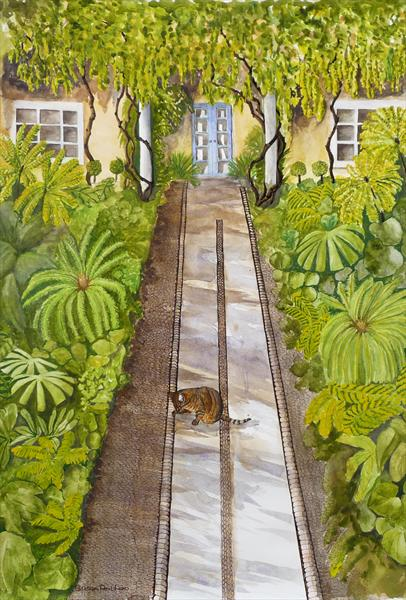Garden Path by Susan Prothero
