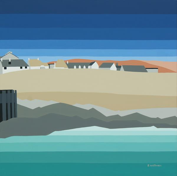 West Bay by Suzanne Whitmarsh