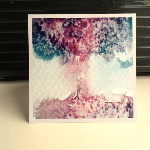 'Yggdrasil The Tree Of Life' set of five greeting cards. by Iso Bella