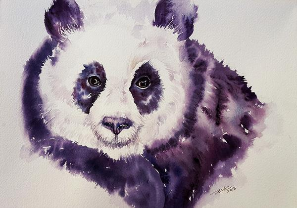 Lola the Giant Panda by Arti Chauhan