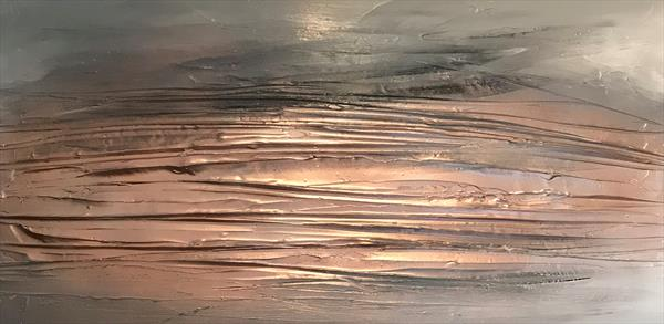 'Glow Copper - Large' by Kerry Bowler