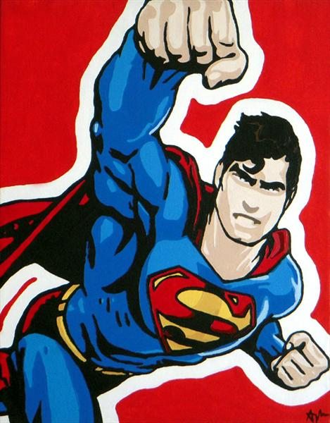 Superman (Superhero Series) by Adam Mackay