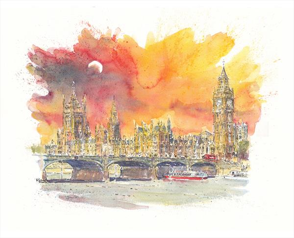 Westminster Gold by Richard Marsh
