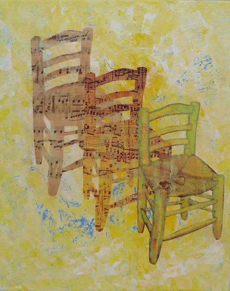 Musical Chairs by John Pimlott