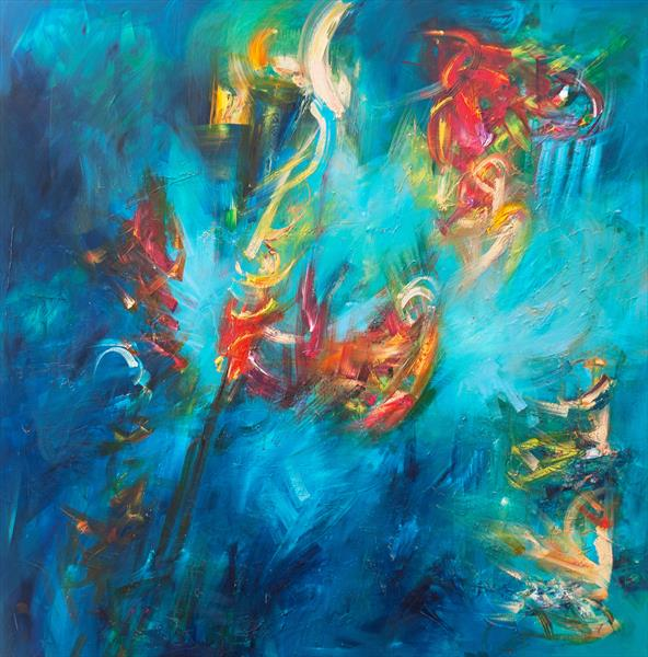 Outburst by Victoria Horkan