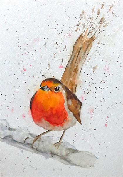 Robin 's Landed by Maureen Crofts