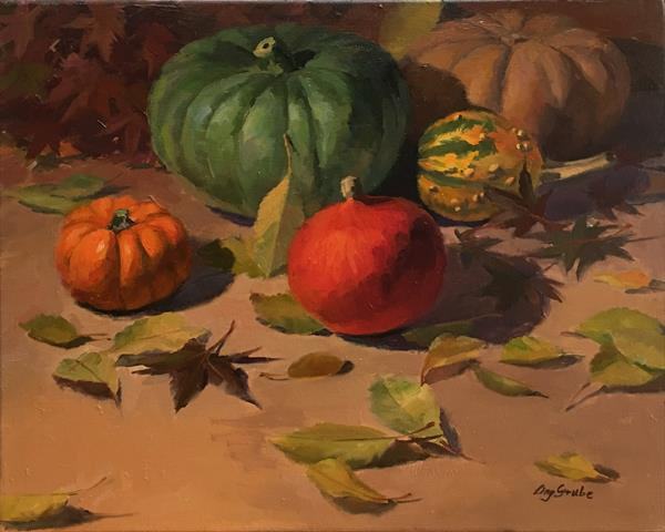 The Pumpkins by Ling Strube