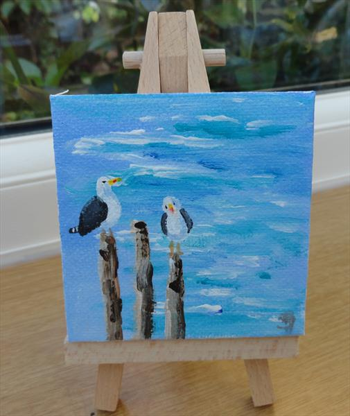 Pole Position! by Sue Spence