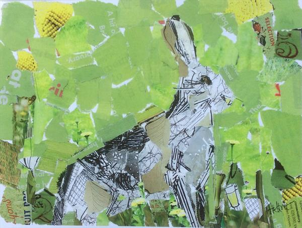 The March Hare by Helen Norman