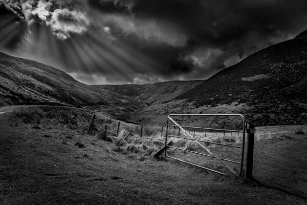 The Old Gate by Robert Jackson