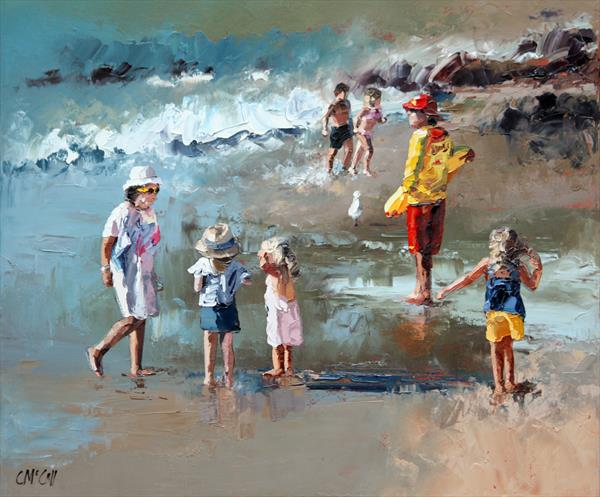 Beach Life by Claire McCall