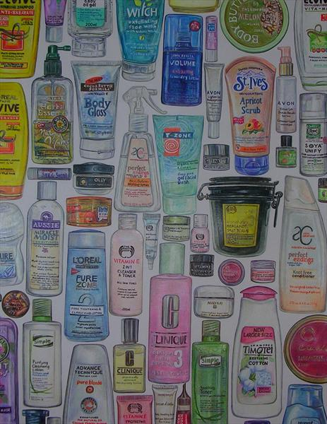 My Lotions and Potions by Ruth Bilham