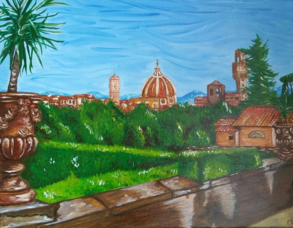 Florence by Fozia Shafique