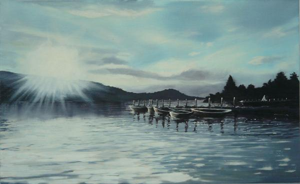 Lake Windermere by Andrew Pickering