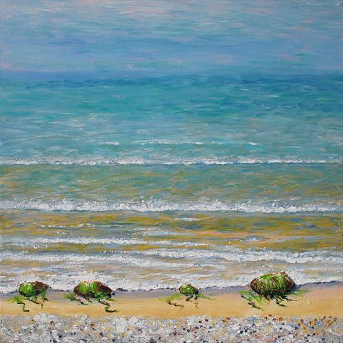 Gentle Waves by Sandra Francis