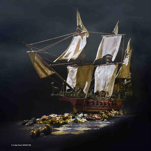 Galleon by Colin Park