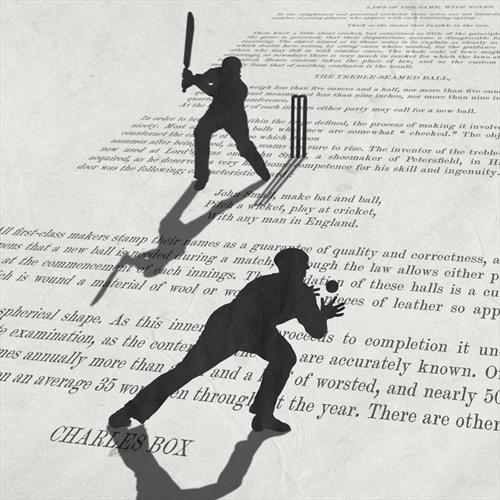 The Art of Cricket by Peter Walters