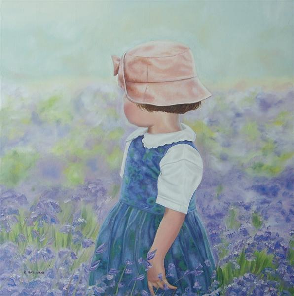Bluebell Girl by Kerri Nathwani