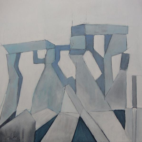 Abstract4, Construction by Michael Cull