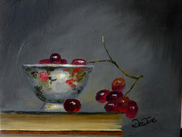 Grapes by Chris Dewire