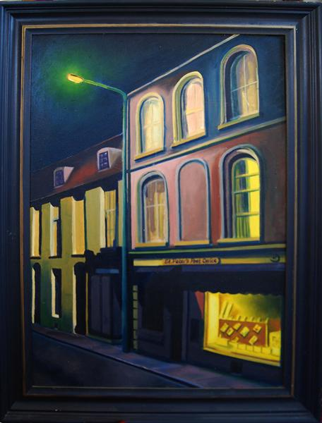 St. Peter's Post Office by Tony Hollett