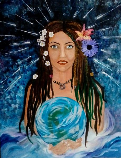 Mother nature  by Victoria Tunstall