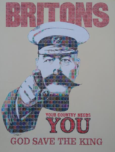 Your Country Needs You by Gary Hogben