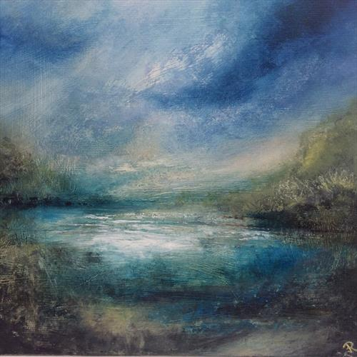 Through the Mist II by Janice  Rogers