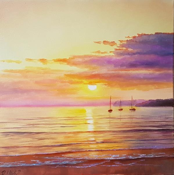 Sailing on the Seven Seas by Paul Narbutt