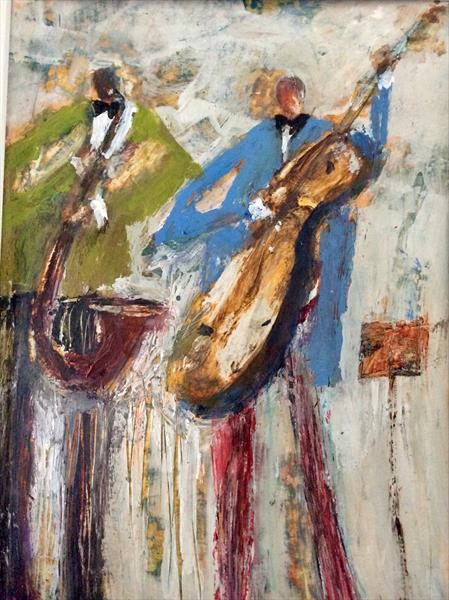 JAZZ IT UP  by Roma Mountjoy