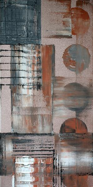ABSTRACT PANEL by Peter Holzapfel