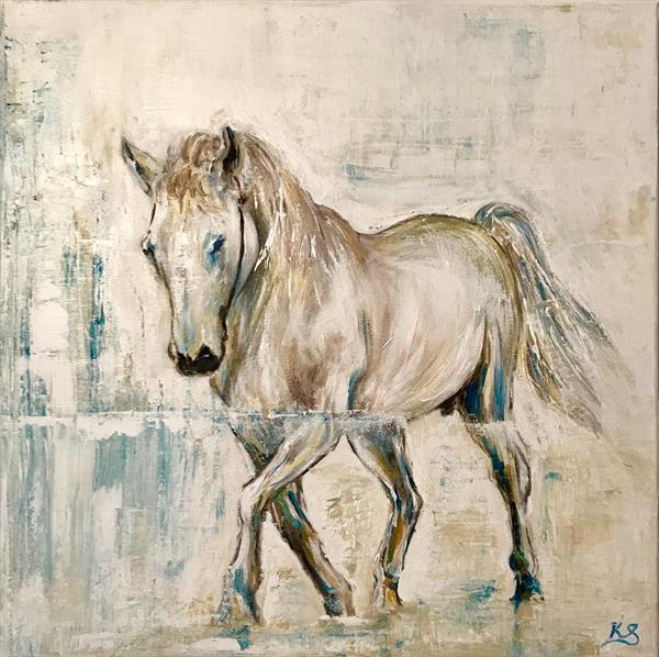 The White Horse by Karina Shaw