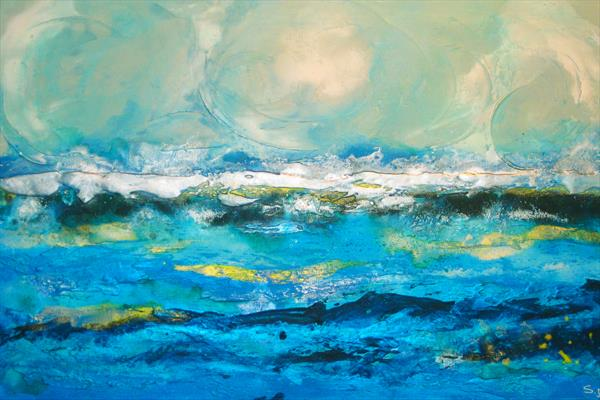 Sea Breeze by Sharon Deegan