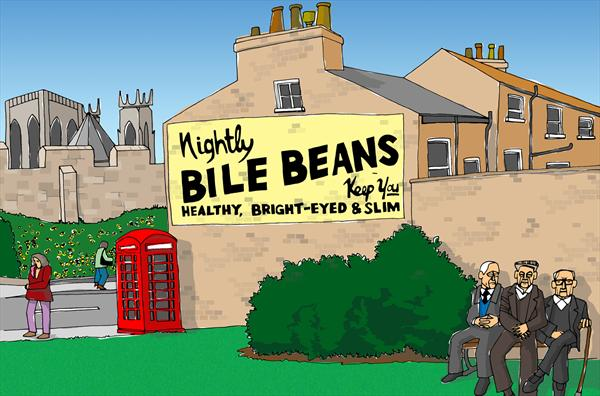 Bile Beans by Nick Sellers
