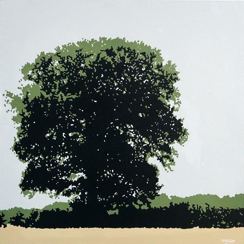 Summer Oak by Simon Fairless