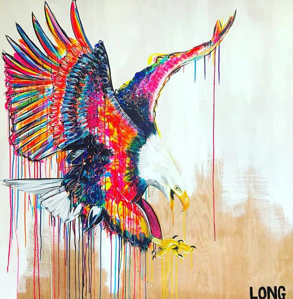 The Bald Eagle by Sophie Long