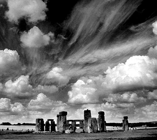 STONEHENGE (LIMITED EDITION 1-20) by Peter Holzapfel