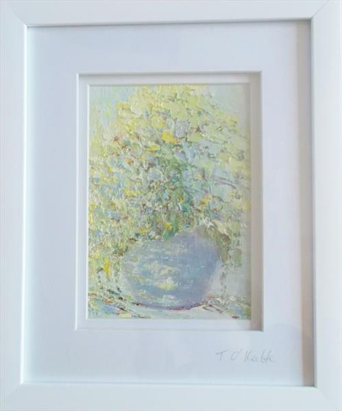 Summer Yellow by Therese O'Keeffe