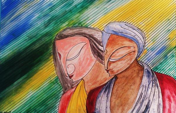 The Couple by Asm Ambia