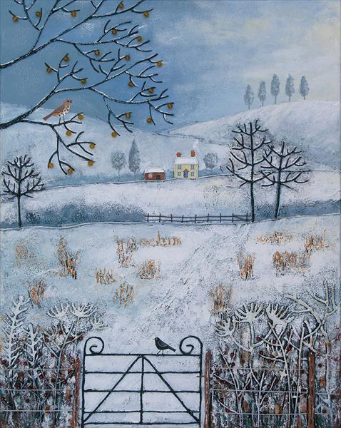Winter Fields by Josephine Grundy