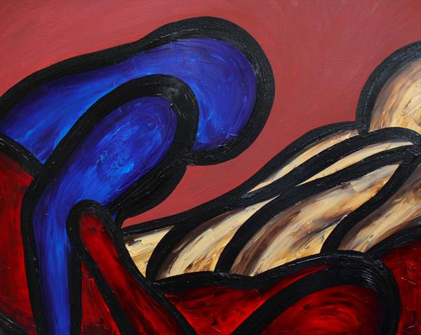 THREE SCIENTISTS by Francesco Ruspoli