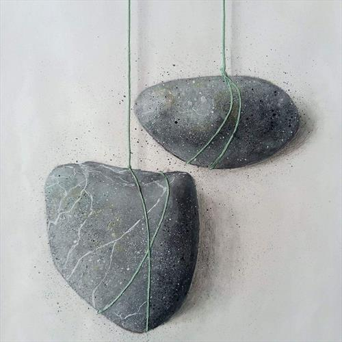 Made of Stone by Lorraine Galloway