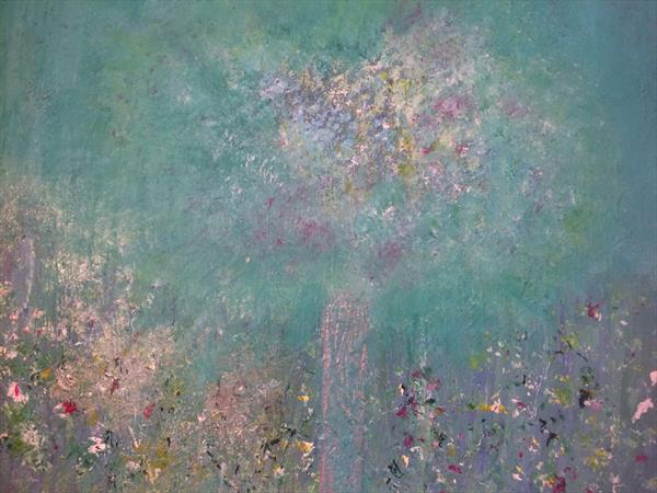 Magical Tree by sharon Flower
