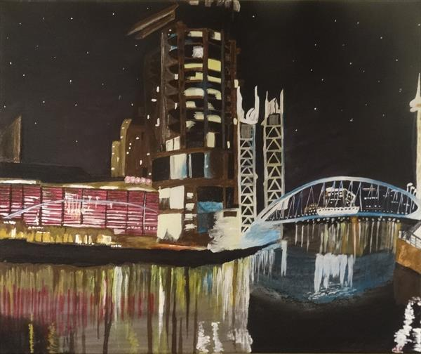 SALFORD QUAYS by lyndon carnall