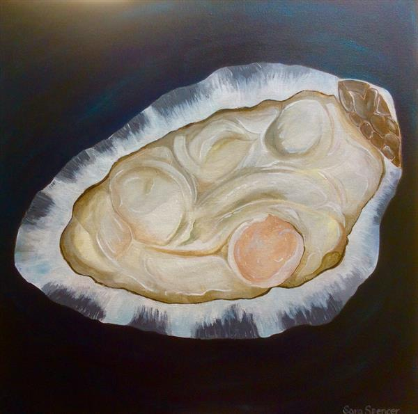 The World is My Oyster by Sara Spencer
